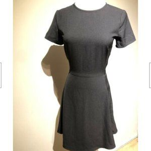 WAYF BLACK DRESS SIZE XS